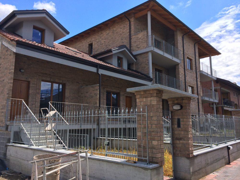 Volpiano (TO) - Nuovo Edificio Residenziale