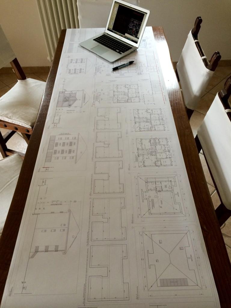 Progettazione edifici residenziali