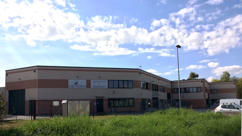 Volpiano (TO) - nuovo edificio artigianale/industriale