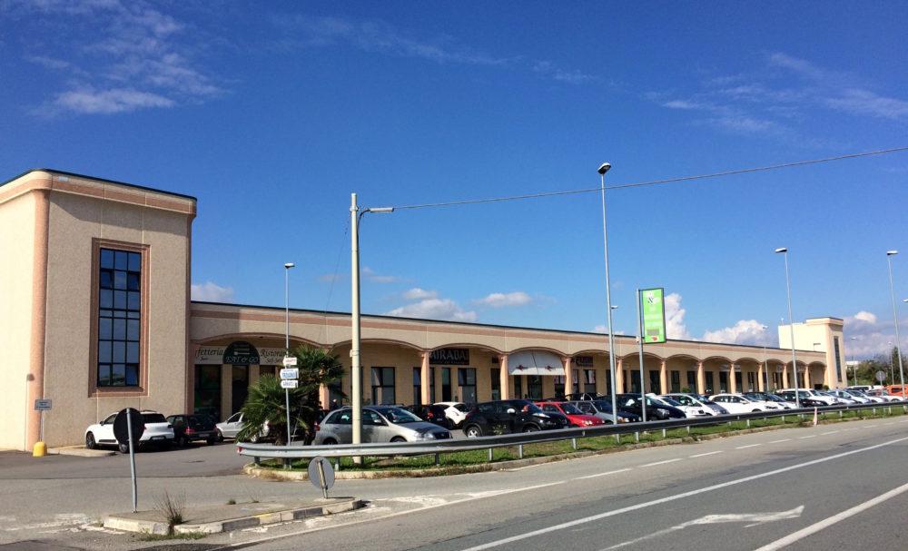 Volpiano (TO) - nuovo edificio artigianale/commerciale